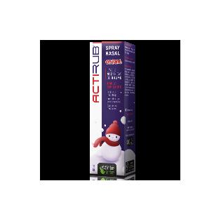Actirub spray nasal enfant Santé Verte 20ml