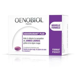 Oenobiol Aquadrainant plus boîte de 45 comprimés