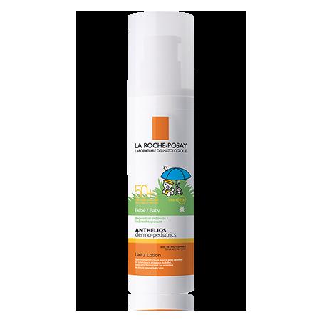 La Roche-Posay Anthélios dermo-pédiatrics 50+ lait flacon pompe 50ml