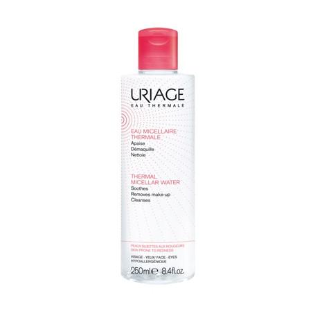 Uriage eau micellaire thermale peaux sujettes aux rougeurs 250ml