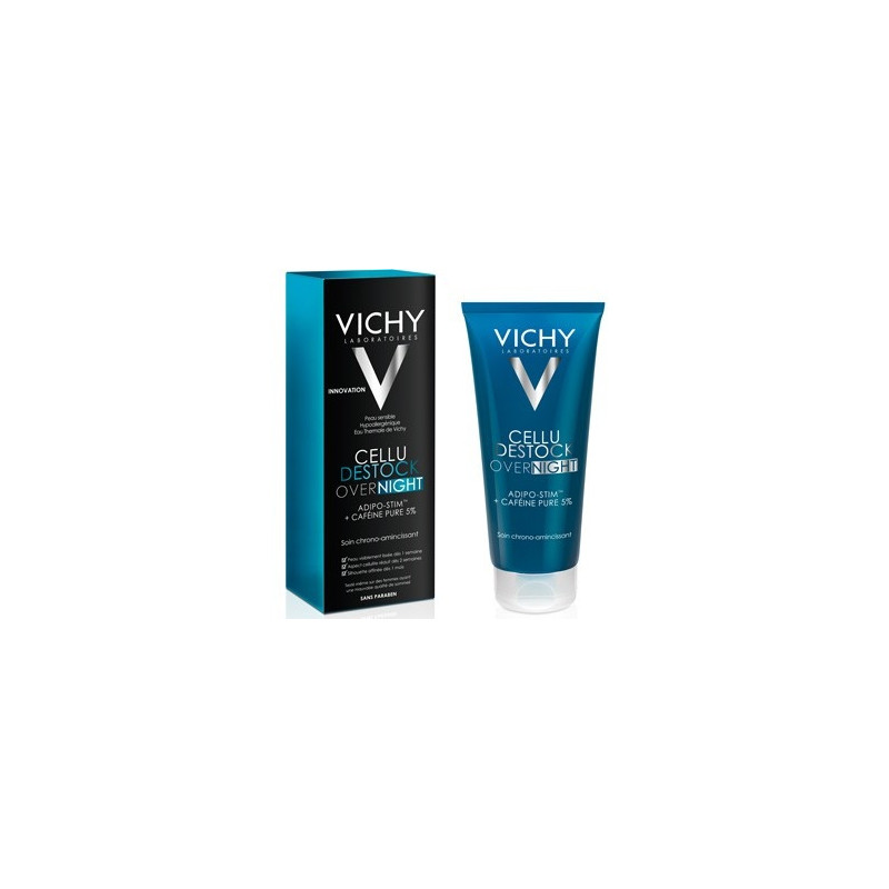 VICHY Cellu Destock Over Night. Tube 200ml