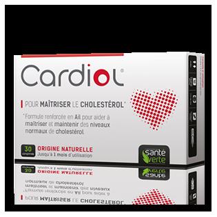 CARDIOL Santé Verte - 60 comprimés