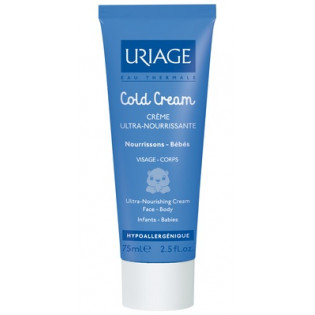 URIAGE BB - COLD CREAM Crème ultra-nourrissante - 75ml