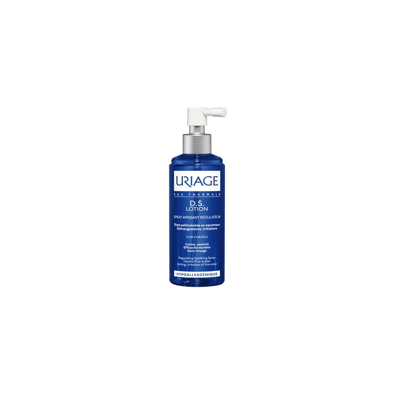 URIAGE - D.S Lotion Spray apaisant régulateur - 100 ml