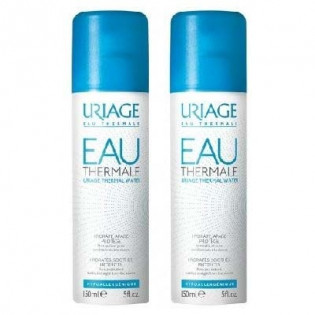 URIAGE - EAU THERMALE D'URIAGE Spray hydratant, apaisant et protecteur - lot de 2 x 150 ml
