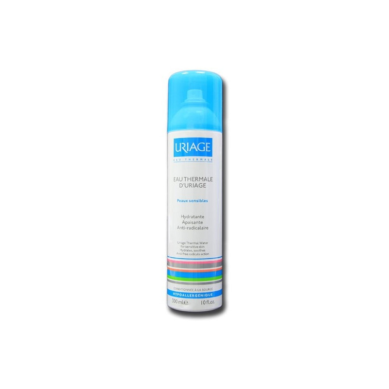 URIAGE - EAU THERMALE D'URIAGE Spray hydratant, apaisant et protecteur - 300 ml