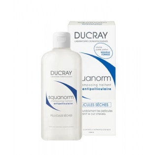 Ducray Squanorm Shampooing Pellicules Sèches. 200ml