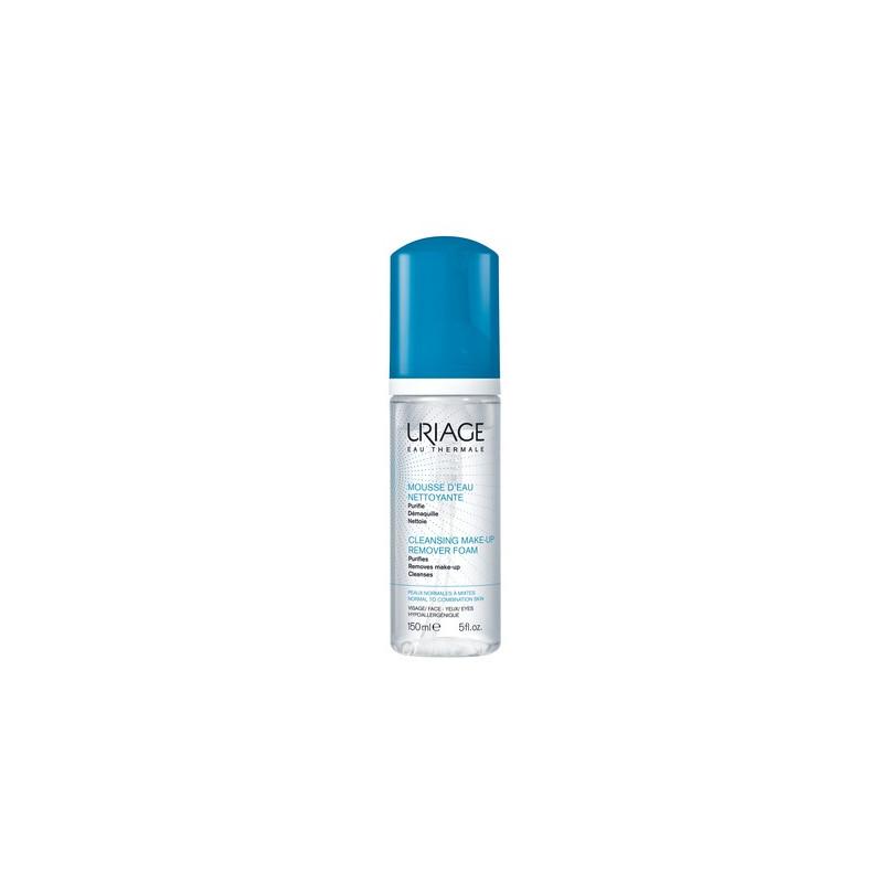 URIAGE - MOUSSE D'EAU NETTOYANTE Mousse micellaire nettoyante - 150ML