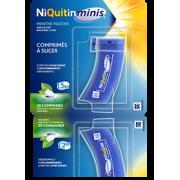 NIQUITINminis 1,5MG SANS SUCRE 20CPS