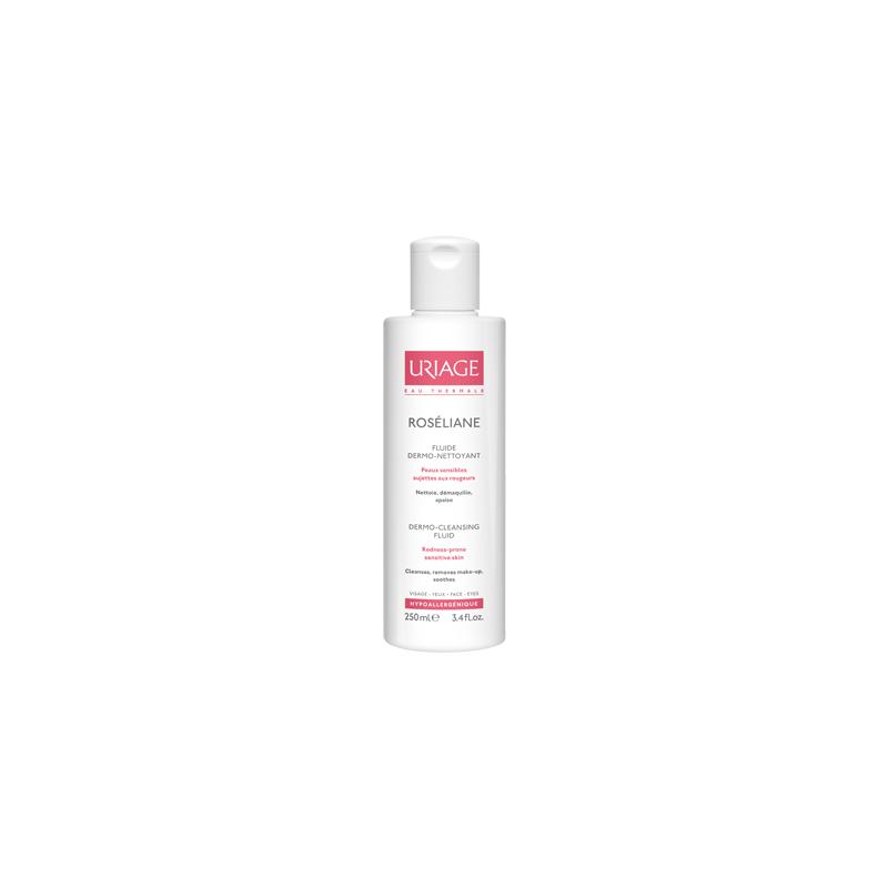 URIAGE ROSÉLIANE Fluide Dermo-Nettoyant Soin nettoyant 250 ml