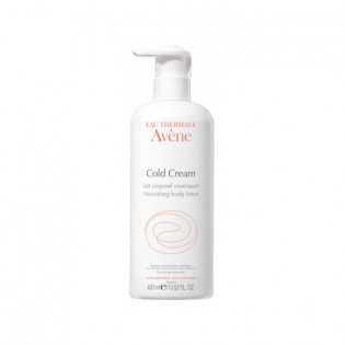 Avène Cold Cream Emulsion Corporelle 400ML