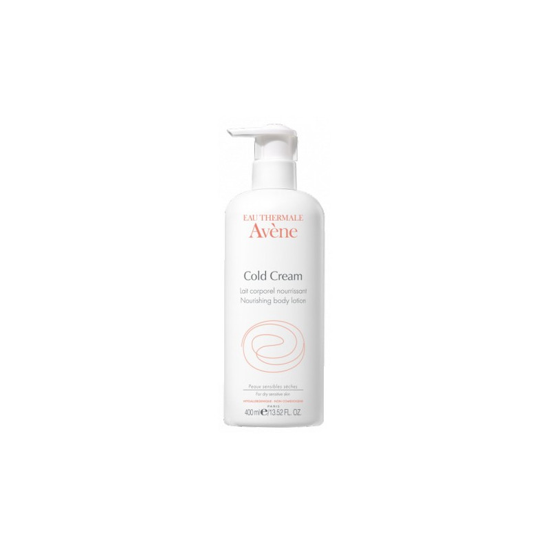 Avène Cold Cream Emulsion Corporelle 400ML