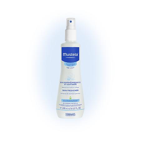 Mustela Bébé Eau Rafraîchissante et Coiffante Spray 200ml