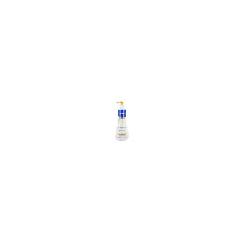 Mustela Bébé Lait de Toilette - Flacon pompe 500ML
