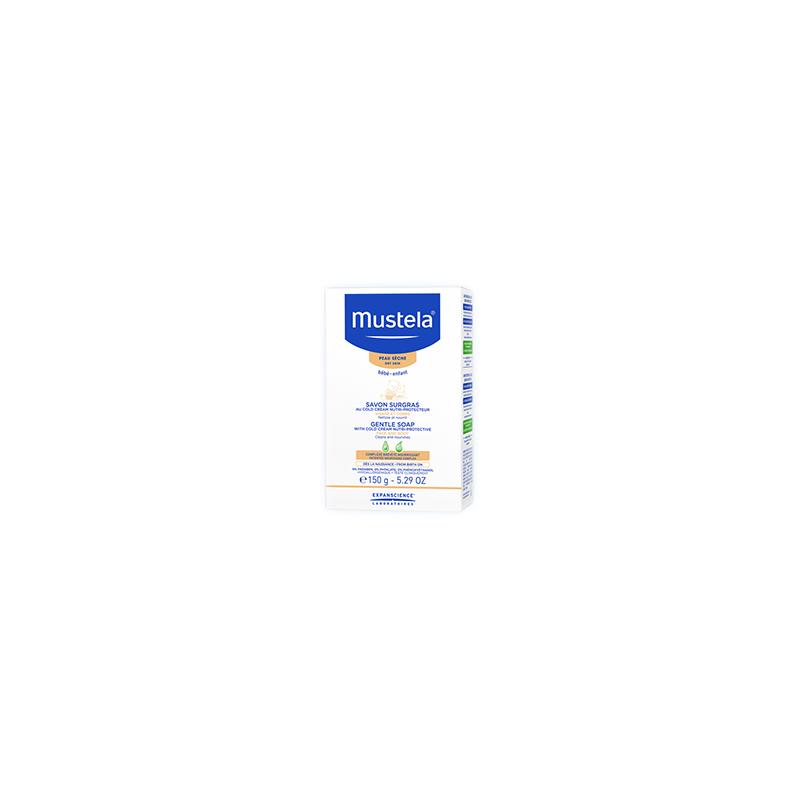 Mustela Savon Pain surgras Cold Cream. Pain 150G
