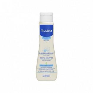 Mustela Bébé Shampooing Doux. Flacon de 200ML
