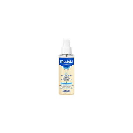 Mustela Bébé Huile de massage. Spray de 100ML
