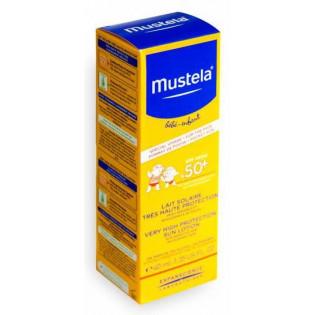 MUSTELA Lait solaire 50+ 40ml