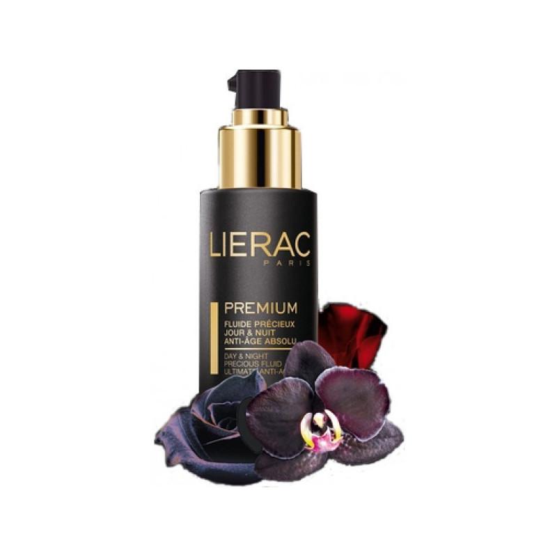 Lierac Premium Crème voluptueuse Jour & nuit anti-âge absolu. Pot de 50ML