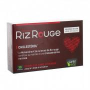 Santé verte Levure de riz rouge 600mg boîte de 30 comprimés