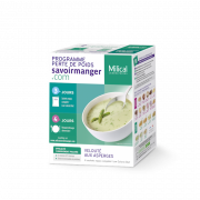 MILICAL 4 SACHETS VELOUTE ASPERGES