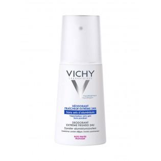 Vichy Déodorant anti-transpirant. Aérosols de 125ml - Prix Special