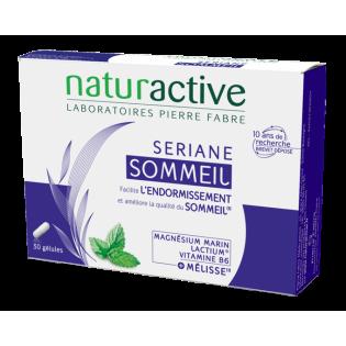 Naturactive Sériane Sommeil. Boite 30 gélules
