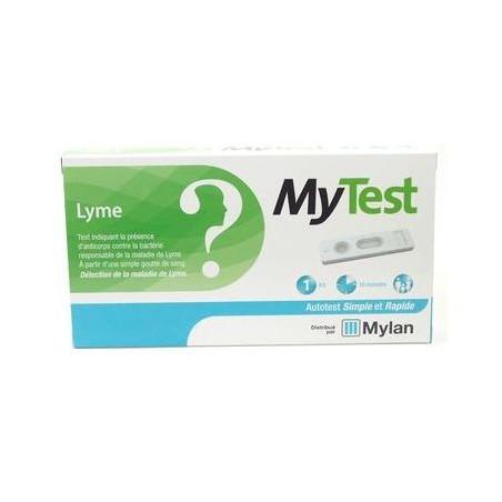 MYTEST LYME MYLAN 1 KIT