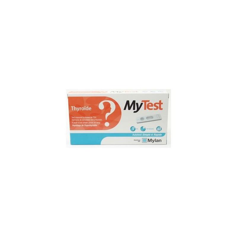 MYTEST THYROIDE MYLAN 1 KIT