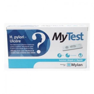 MYTEST H.PYLORI ULCERE MYLAN 1 KIT