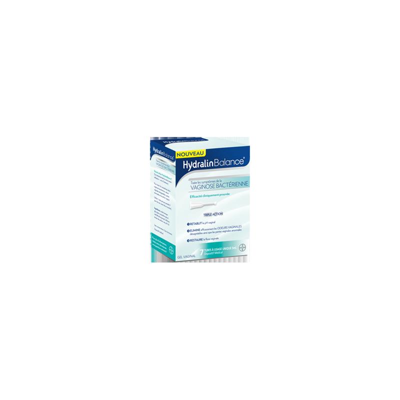 HYDRALINBALANCE HYDRALIN BALANCE BOITE DE 7 TUBES 5ML