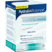 HYDRALIN BALANCE BOITE DE 7 TUBES 5ML
