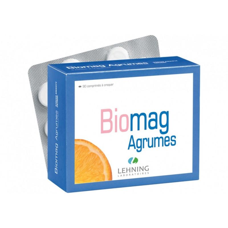 biomag agrumes avis