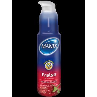 Manix Gel Lubrifiant Classic. Flacon-Pompe 100ML