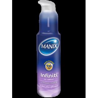 Manix Infiniti Gel Lubrifiant. Flacon-Pompe 100ML