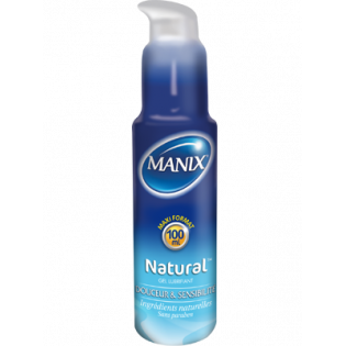 Manix Gel Lubrifiant Natural 100ml