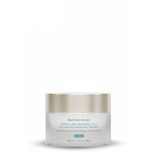 SkinCeuticals Face Balm anti-vieillissement triple action visage. Pot 50 ml