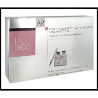 IALUGEN ADVANCE SOIN COMBLEUR HAUTE PRECISION SANS INJECTION GEL+CREME