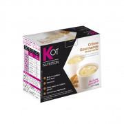 KOT Crème gourmande saveur vanille 4 coupelles de 125 g