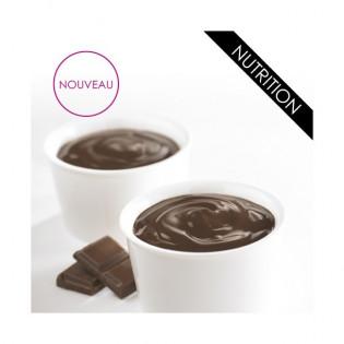 KOT Crème gourmande saveur chocolat 4 coupelles de 125 g