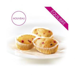 KOT Mini cake aux pépites fruitées Boîte de 6 mini cakes