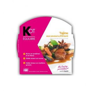 KOT Tajine aux saveurs d'Orient 1 plat de 270 g