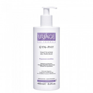 URIAGE GYN-PHY TOILETTE INTIME GEL FRAICHEUR 400ML