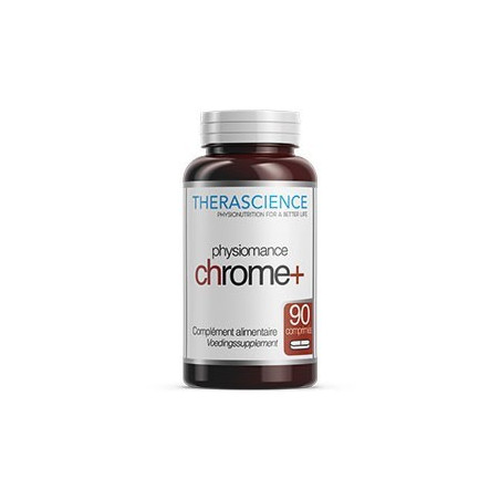 therascience Physiomance CHROME+ 90 comprimés