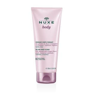 Nuxe Body Gommage corps fondant. Tube 200ML