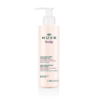 NUXE Body Lait Fluide Corps Hydratant 24h - 200 ml
