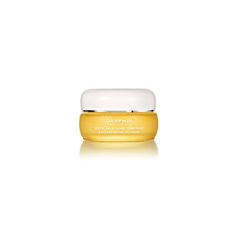 Darphin Elixir aux Huiles Essentielles - Nectar aux 8 Fleurs Crème Huile. Pot 30ml