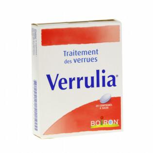 VERRULIA BOITE DE 60 COMPRIMES A SUCER