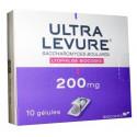 Ultra levure 200mg 30 gélules