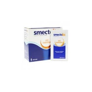 Smectalia boite de 18 sachets arôme orange-vanille